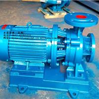 供应ISW管道泵便拆式管道泵