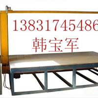 供应聚苯板异形切割机,装饰线脚切割机