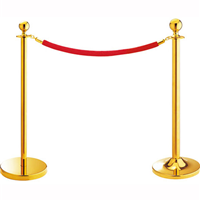 不锈钢挂绳栏杆#皇冠头栏杆座(麻花绳)