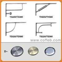 供应镜钉,装饰钉,钢角架,置物架(图)