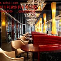 供应清远卡座沙发款式直销酒楼家具