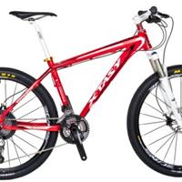3H一体轮山地车高档XTASY一体轮自行车