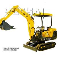 供应小挖机玉柴小型挖掘机