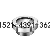 供应304不锈钢活接头视镜-带灯视镜