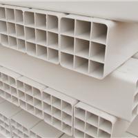 九孔格栅管通信塑料管