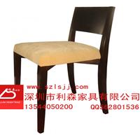 供应广西实木餐椅配套火锅家具款式首选利森