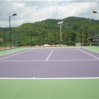 供应法国科特索网球场涂料、篮球场涂料、看台涂料、丙烯酸涂料