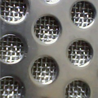 供应冲孔板烧结网,不锈钢烧结网