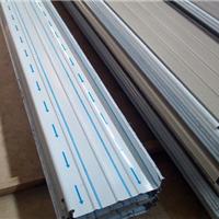 供应铝镁锰合金屋面板厂家65-430直立锁边