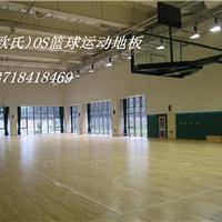 供应运动木地板结构 国产运动木地板