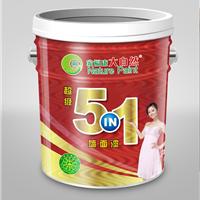 供应政府绿色采购企业江门大自然油漆涂料超级墙面漆