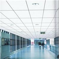 上海闵行厂房装修阿姆斯壮矿棉板吊顶