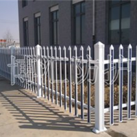 环保护栏热镀锌围墙栏杆工业区外围围墙栏杆