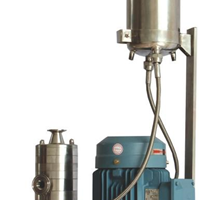 供应抹茶粉研磨分散机