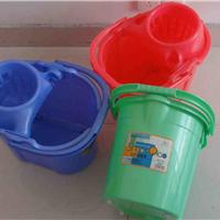 优质塑料拖地桶批发