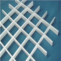 供应东莞铝格栅丨大广铝业铝格栅直销东莞