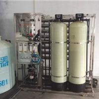 1T双级反渗透RO纯净水处理设备