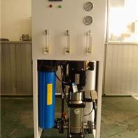 供应0.5T实验室反渗透纯化水设备