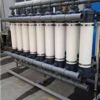 供应40T大型超滤净化水系统设备