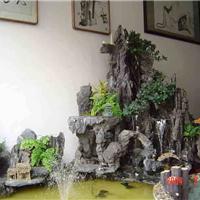 青岛假山设计的公司  青岛制作假山的价格 青岛盛世园林饰