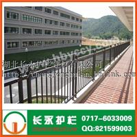供应锌钢组装阳台栏杆/阳台护栏/楼梯扶手