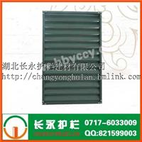 锌钢百叶窗 组装式百叶护栏生产厂家