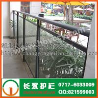 锌钢玻璃阳台护栏 防护栏杆生产厂家