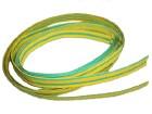 供应黄绿色热缩管黄绿双色热缩管