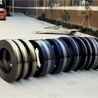 SK7高弹性卷带属性 SK7弹簧钢板材硬度(厂家批发)