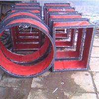 银川硅纤钛金不燃双层软管