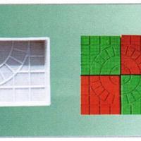 供应高速空心六角塑料模具1