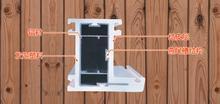 供应新型配方结皮微发泡铝塑共挤型材及门窗