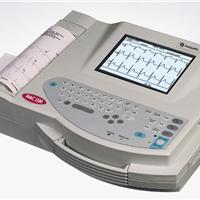 供应GE心电图机MAC1200