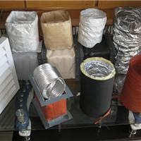 西安硅玻钛金保温软管