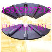 供应云南橡胶衬板|昆明橡胶衬板厂