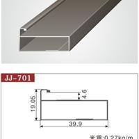 供应晶钢门JJ-701