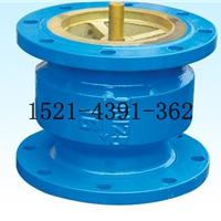 H41X、HC41X-16消声止回阀-铜芯消声止回阀