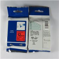 兄弟牌标签机PT-1010专用标签纸TZ-431