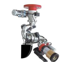 供应自动寻的喷水灭火装置-高空消防水炮