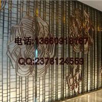 供应南京铝铜雕刻屏风,豪华铝板雕刻拉手
