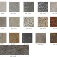 广东防滑石塑艺术地砖 商场专用石塑地板砖
