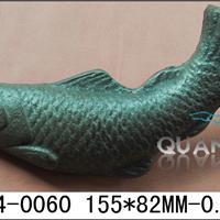 批发供应全明铁艺配件铸造类  小鱼