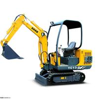 小挖掘机批发玉柴小型挖掘机厂家