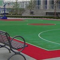 南通塑胶篮球场专业施工单位
