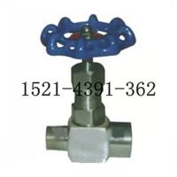 J21H、J21W-160P内外螺纹压力表针型阀