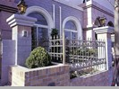 惠州铁艺庭院围栏批发价格实惠  铁艺围栏有什么作用?