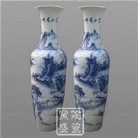 供应陶瓷落地大花瓶 酒店装饰大花瓶