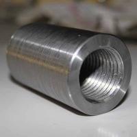 供应建筑用钢筋套筒  钢筋接驳器厂家直销
