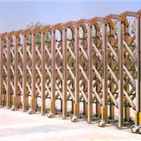 供应吉安电动伸缩门,工厂电动门,折叠门