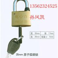 供应35原子铜挂锁,原子塑钢长梁挂锁